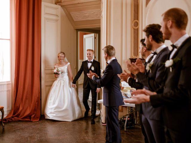 Le mariage de Florent et Julia à Anetz, Loire Atlantique 21