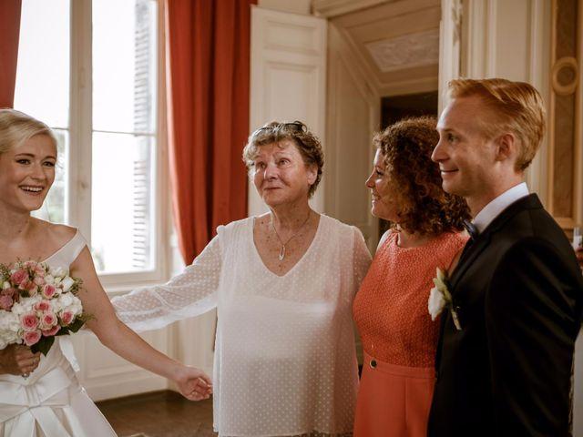 Le mariage de Florent et Julia à Anetz, Loire Atlantique 22