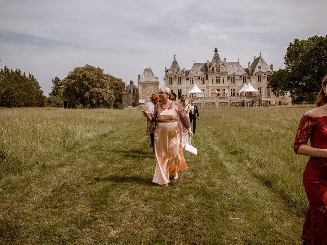 Le mariage de Florent et Julia à Anetz, Loire Atlantique 25