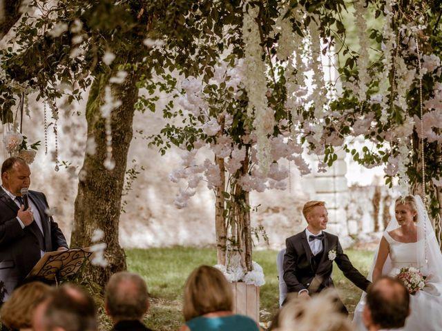 Le mariage de Florent et Julia à Anetz, Loire Atlantique 32
