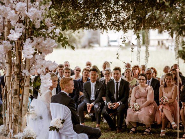 Le mariage de Florent et Julia à Anetz, Loire Atlantique 34