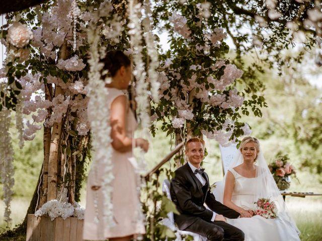 Le mariage de Florent et Julia à Anetz, Loire Atlantique 37