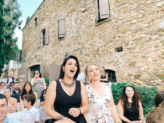 Le mariage de Jonathan et Lucille à La Valette-du-Var, Var 35