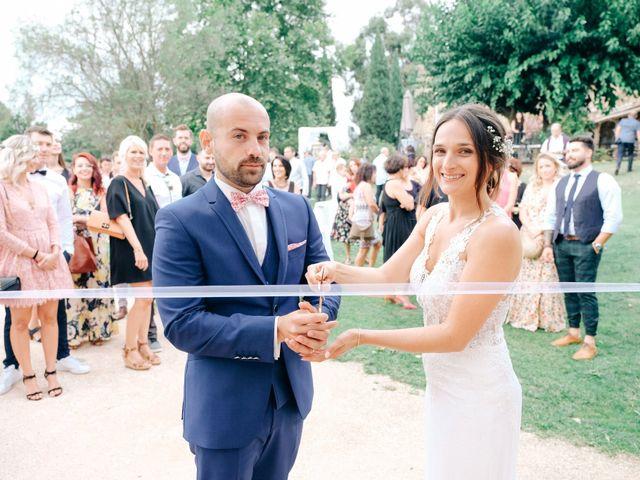 Le mariage de Jonathan et Lucille à La Valette-du-Var, Var 47
