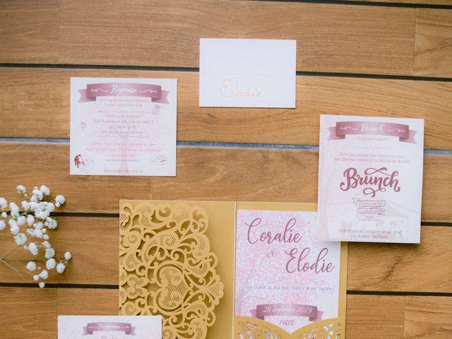 Le mariage de Coralie et Elodie à Maisse, Essonne 50