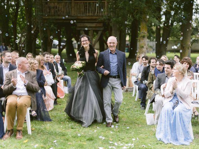 Le mariage de Coralie et Elodie à Maisse, Essonne 74