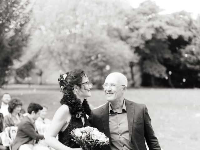 Le mariage de Coralie et Elodie à Maisse, Essonne 75