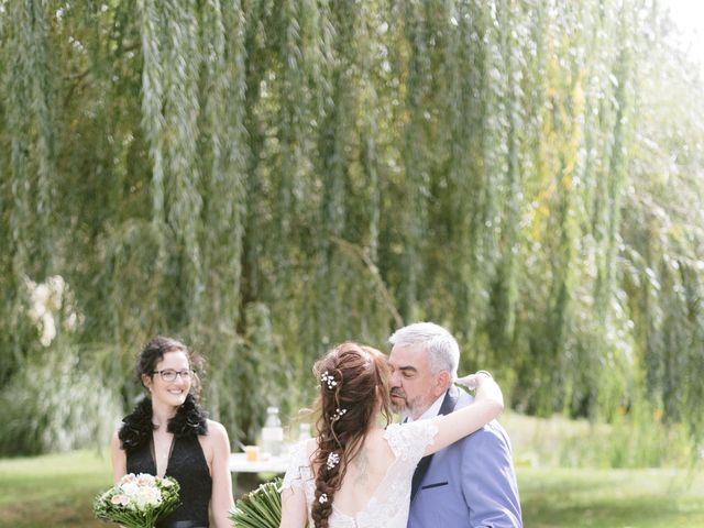 Le mariage de Coralie et Elodie à Maisse, Essonne 78