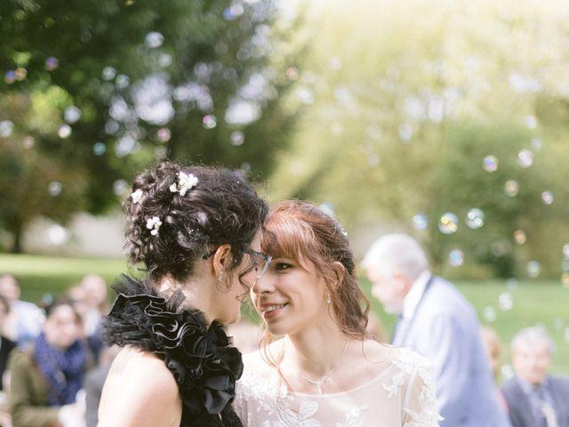Le mariage de Coralie et Elodie à Maisse, Essonne 79