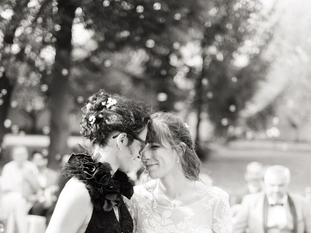 Le mariage de Coralie et Elodie à Maisse, Essonne 80