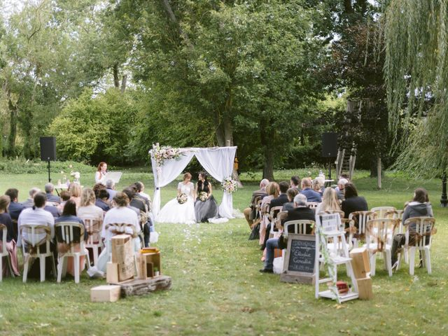 Le mariage de Coralie et Elodie à Maisse, Essonne 82