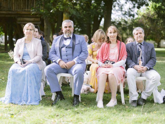 Le mariage de Coralie et Elodie à Maisse, Essonne 85