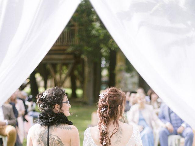 Le mariage de Coralie et Elodie à Maisse, Essonne 89