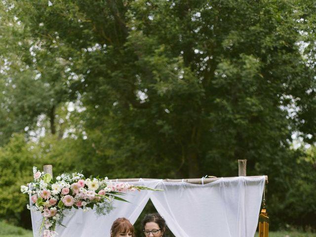 Le mariage de Coralie et Elodie à Maisse, Essonne 109