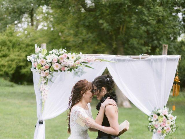 Le mariage de Coralie et Elodie à Maisse, Essonne 118