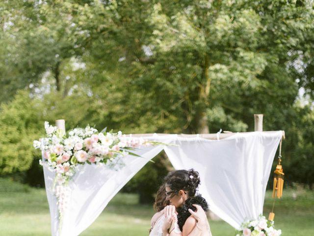 Le mariage de Coralie et Elodie à Maisse, Essonne 122