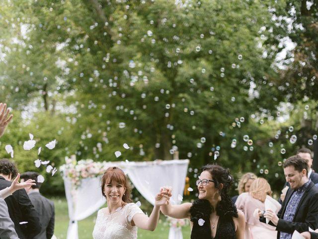 Le mariage de Coralie et Elodie à Maisse, Essonne 128