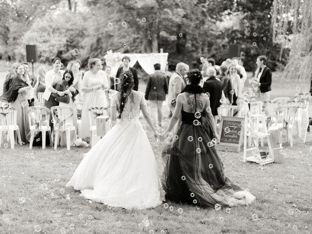 Le mariage de Coralie et Elodie à Maisse, Essonne 130