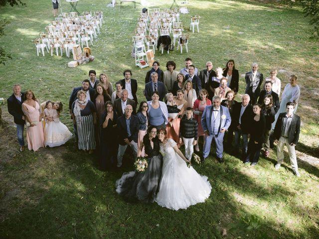 Le mariage de Coralie et Elodie à Maisse, Essonne 134