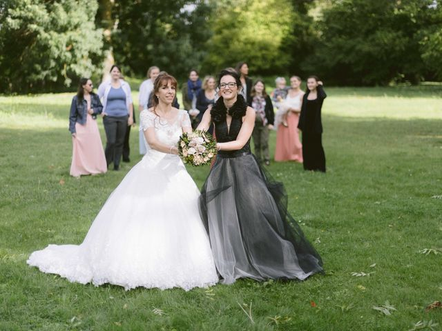 Le mariage de Coralie et Elodie à Maisse, Essonne 135