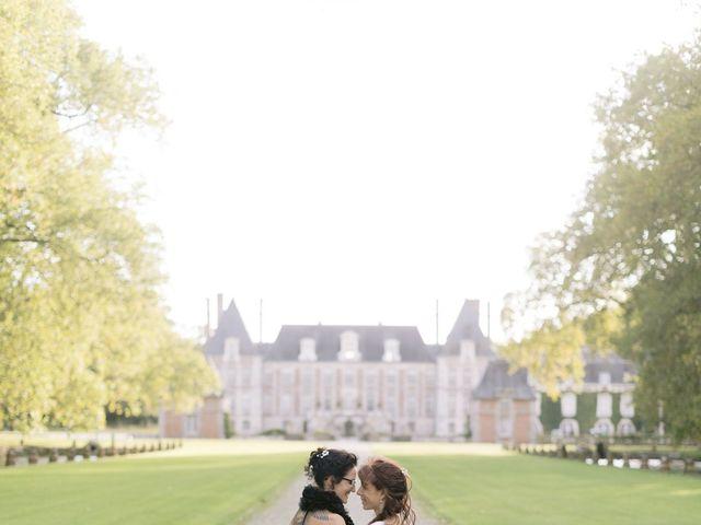 Le mariage de Coralie et Elodie à Maisse, Essonne 150