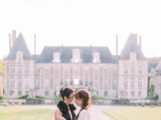 Le mariage de Coralie et Elodie à Maisse, Essonne 156