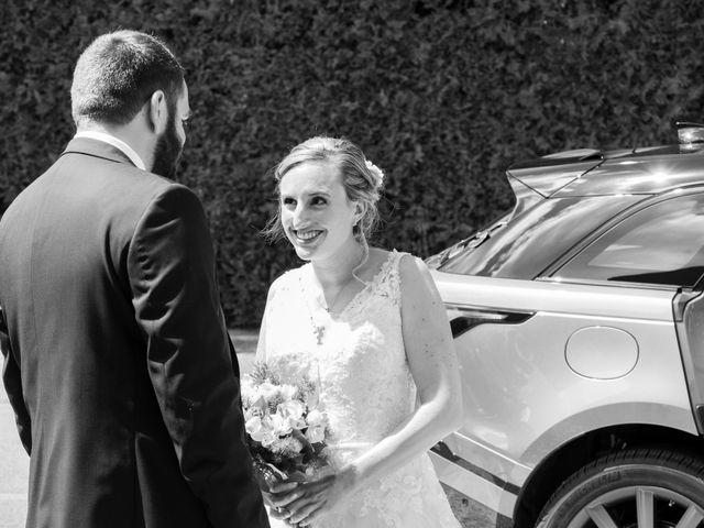 Le mariage de Kévin et Fanny à Cruseilles, Haute-Savoie 13