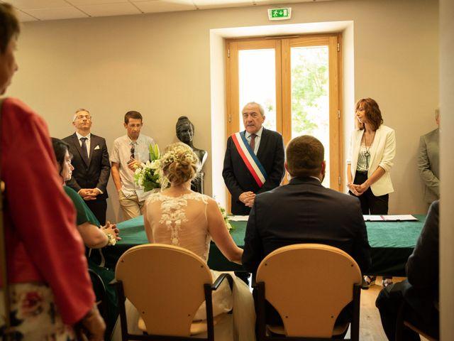 Le mariage de Kévin et Fanny à Cruseilles, Haute-Savoie 17