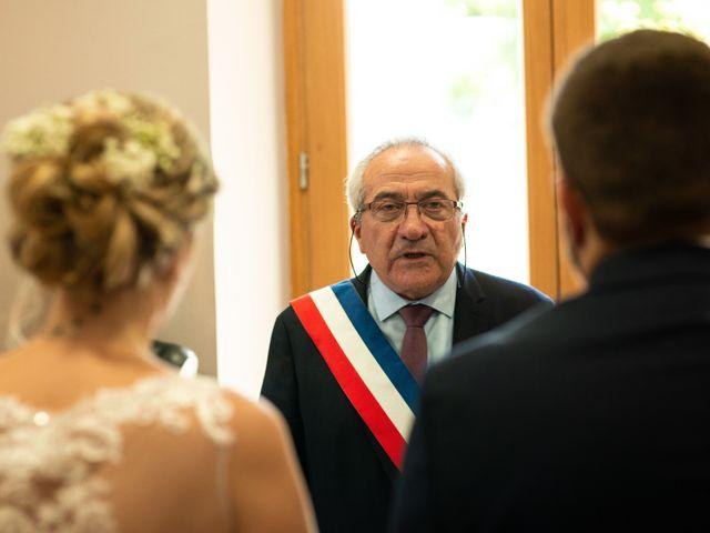 Le mariage de Kévin et Fanny à Cruseilles, Haute-Savoie 18