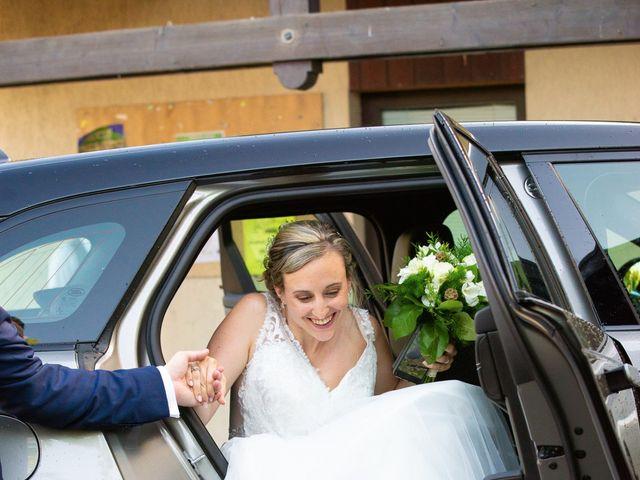Le mariage de Kévin et Fanny à Cruseilles, Haute-Savoie 31