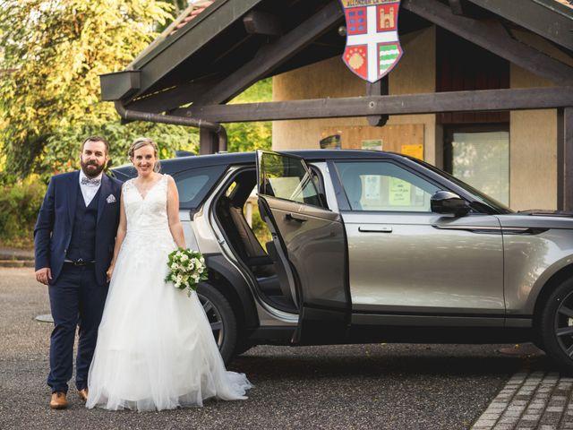 Le mariage de Kévin et Fanny à Cruseilles, Haute-Savoie 30
