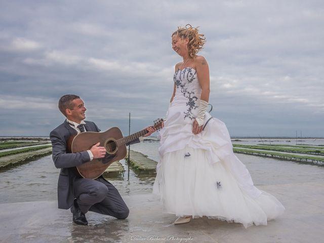 Le mariage de Nicolas et Emilie à Noirmoutier-en-l'Île, Vendée 7