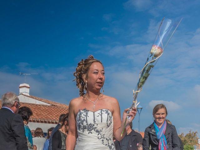 Le mariage de Nicolas et Emilie à Noirmoutier-en-l'Île, Vendée 13