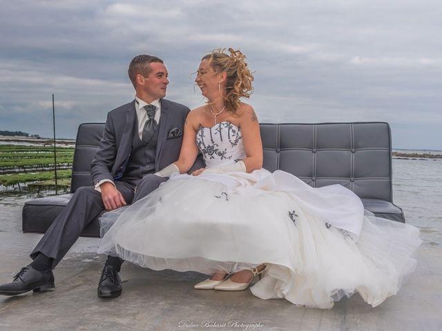 Le mariage de Nicolas et Emilie à Noirmoutier-en-l'Île, Vendée 9