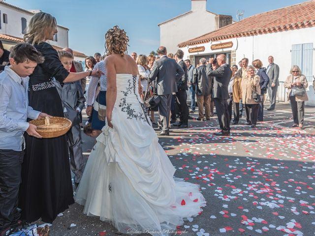 Le mariage de Nicolas et Emilie à Noirmoutier-en-l'Île, Vendée 27