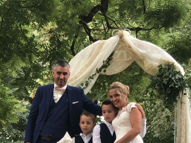 Le mariage de Romain  et Johanna  à Ligugé, Vienne 2