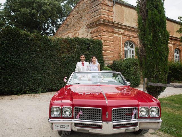 Le mariage de Sébastien et Sophie à Saint-Orens-de-Gameville, Haute-Garonne 7