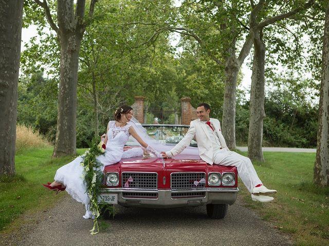 Le mariage de Sébastien et Sophie à Saint-Orens-de-Gameville, Haute-Garonne 8