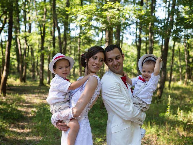 Le mariage de Sébastien et Sophie à Saint-Orens-de-Gameville, Haute-Garonne 11