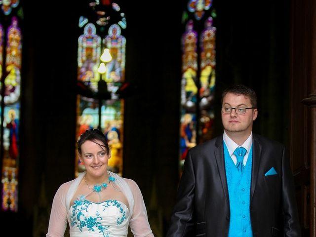 Le mariage de Jérémy et Amanda à Breuil-Chaussée, Deux-Sèvres 7