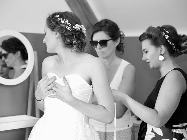 Le mariage de Simon et Florentine à Tourville-sur-Arques, Seine-Maritime 6