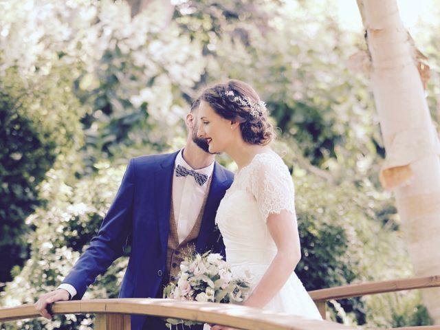 Le mariage de Florentine et Simon