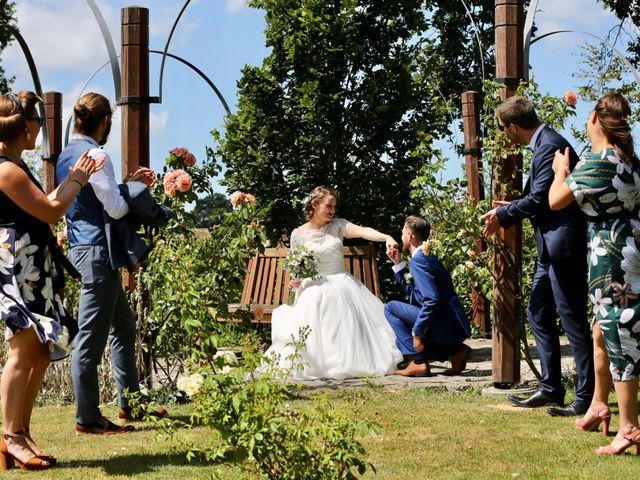 Le mariage de Simon et Florentine à Tourville-sur-Arques, Seine-Maritime 9
