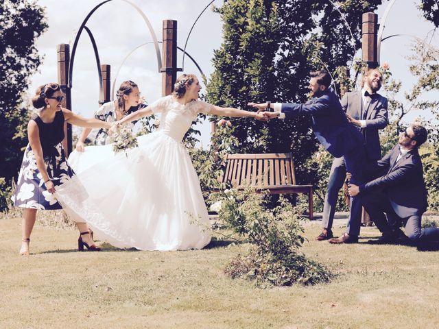 Le mariage de Simon et Florentine à Tourville-sur-Arques, Seine-Maritime 10