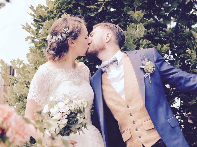 Le mariage de Simon et Florentine à Tourville-sur-Arques, Seine-Maritime 11