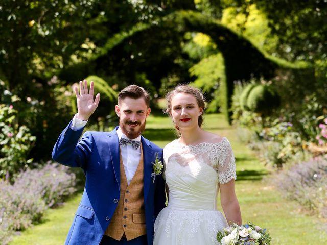Le mariage de Simon et Florentine à Tourville-sur-Arques, Seine-Maritime 13