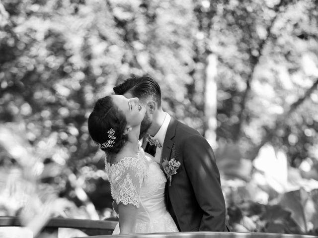 Le mariage de Simon et Florentine à Tourville-sur-Arques, Seine-Maritime 14