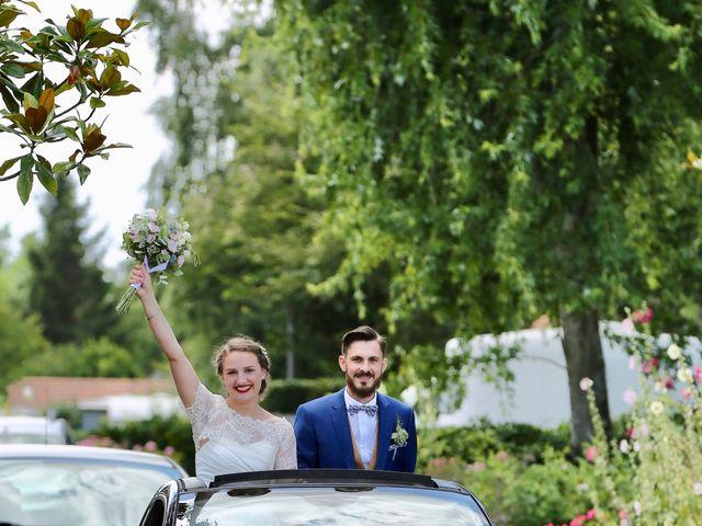 Le mariage de Simon et Florentine à Tourville-sur-Arques, Seine-Maritime 15