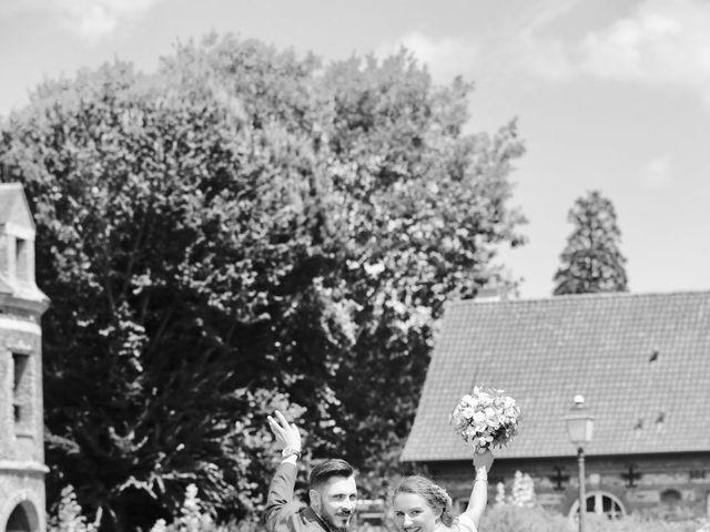 Le mariage de Simon et Florentine à Tourville-sur-Arques, Seine-Maritime 16