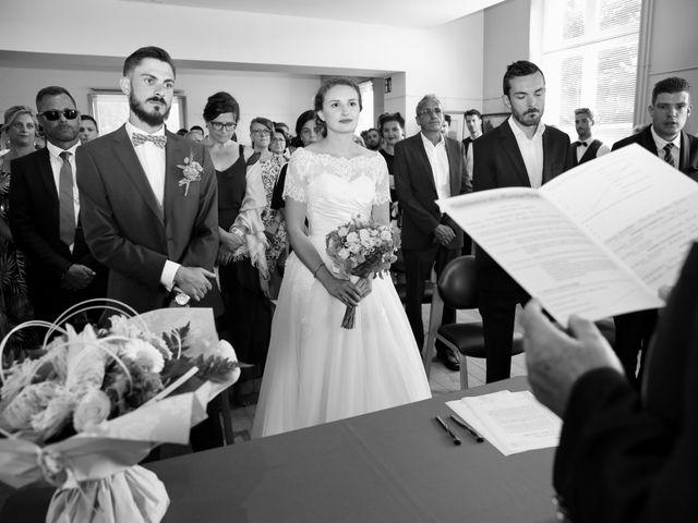 Le mariage de Simon et Florentine à Tourville-sur-Arques, Seine-Maritime 18